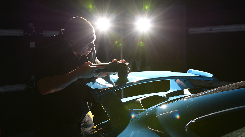 SunTek Ultra PPF & Gtechniq Protection for a Miami Blue Porsche 991.2 GT3 | Exclusive Car Care 7
