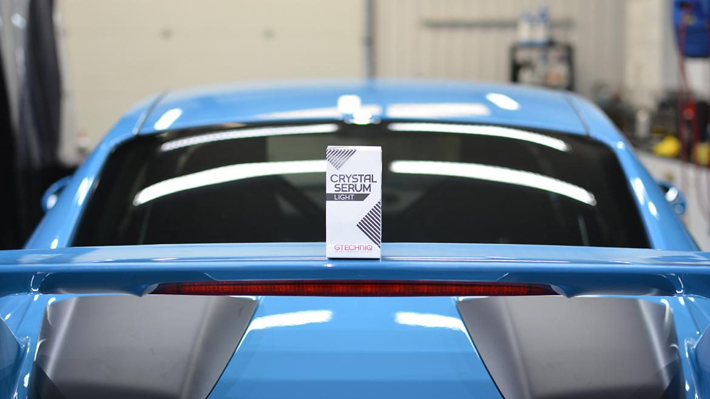 SunTek Ultra PPF & Gtechniq Protection for a Miami Blue Porsche 991.2 GT3 | Exclusive Car Care 17