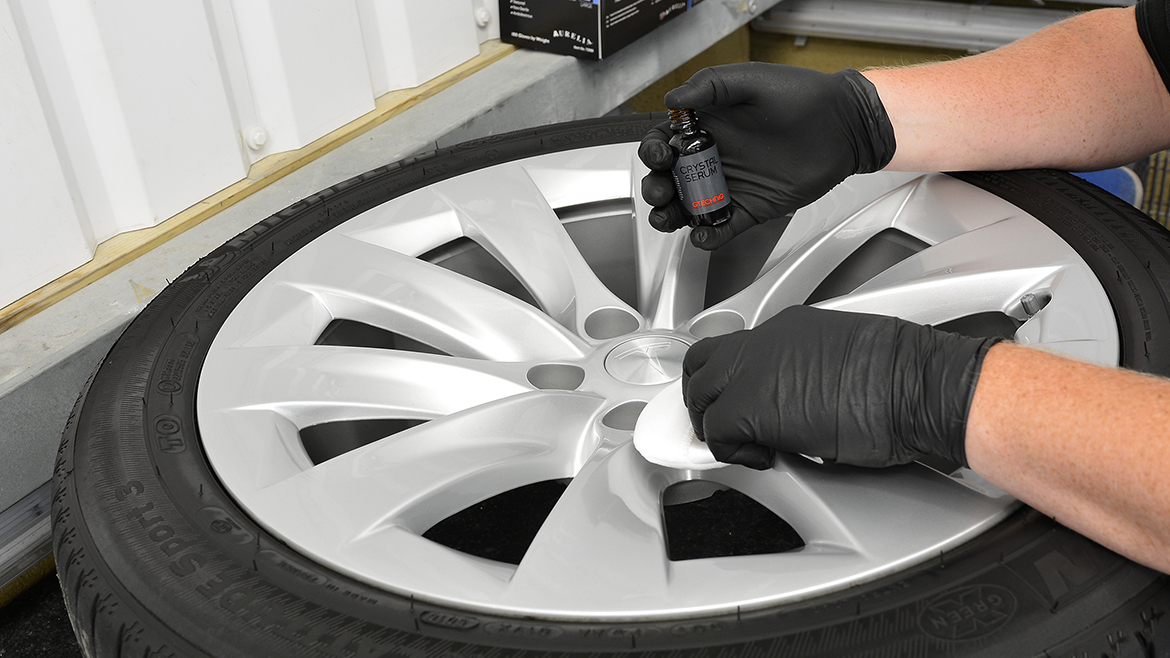 Protecting a new Tesla Model X | Exclusive Car Care 3