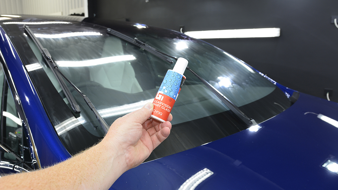 Protecting a new Tesla Model X | Exclusive Car Care 14