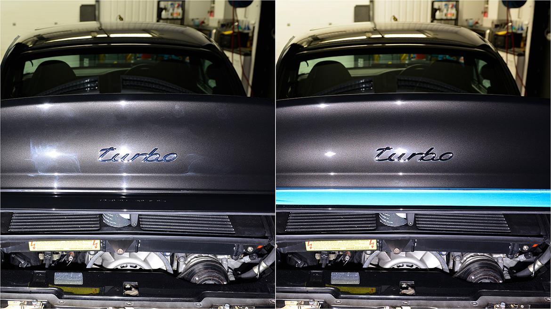 Porsche 993 Turbo - An appreciating Future Classic given a Swissvax Treatment | Exclusive Car Care 23