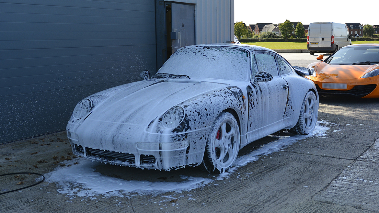 Porsche 993 Turbo - An appreciating Future Classic given a Swissvax Treatment | Exclusive Car Care 29
