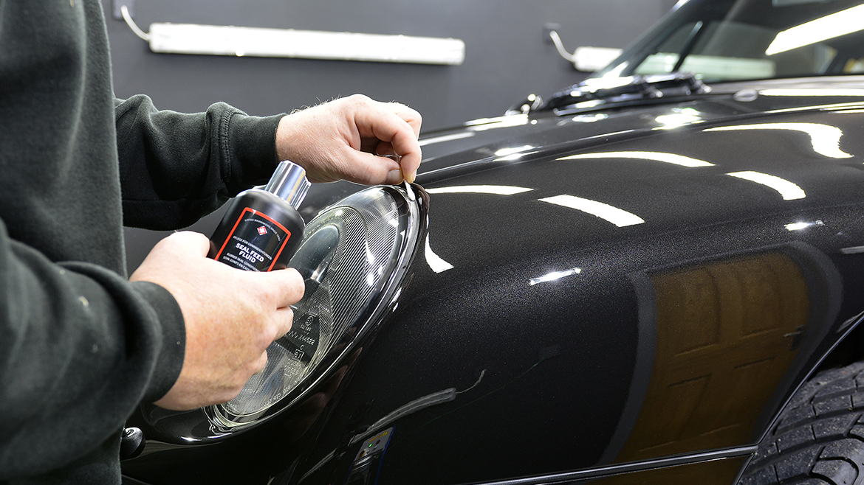 Porsche 993 Turbo - An appreciating Future Classic given a Swissvax Treatment | Exclusive Car Care 34
