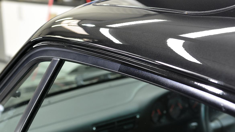 Porsche 993 Turbo - An appreciating Future Classic given a Swissvax Treatment | Exclusive Car Care 36