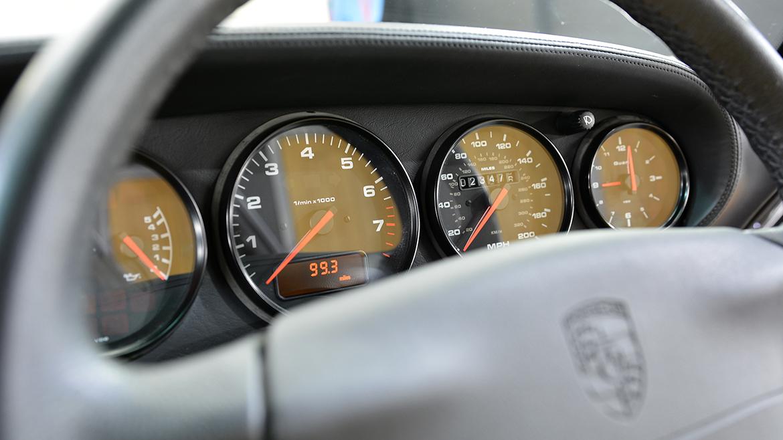 Porsche 993 Turbo - An appreciating Future Classic given a Swissvax Treatment | Exclusive Car Care 42