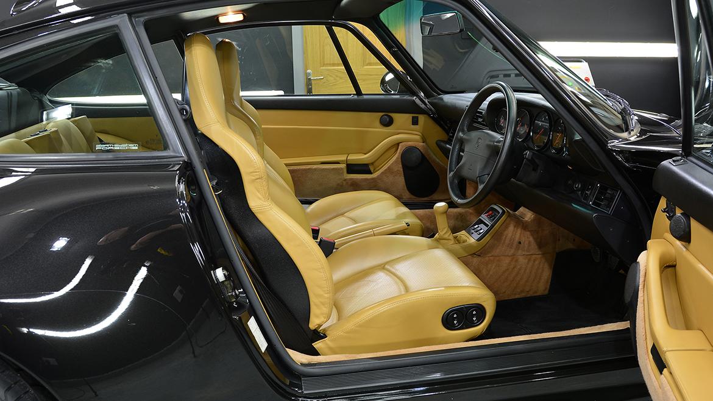 Porsche 993 Turbo - An appreciating Future Classic given a Swissvax Treatment | Exclusive Car Care 44