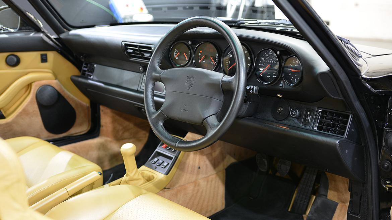 Porsche 993 Turbo - An appreciating Future Classic given a Swissvax Treatment | Exclusive Car Care 45