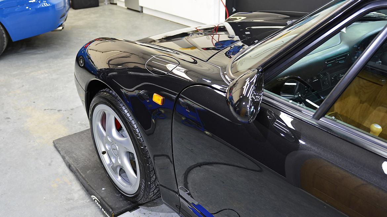 Porsche 993 Turbo - An appreciating Future Classic given a Swissvax Treatment | Exclusive Car Care 47
