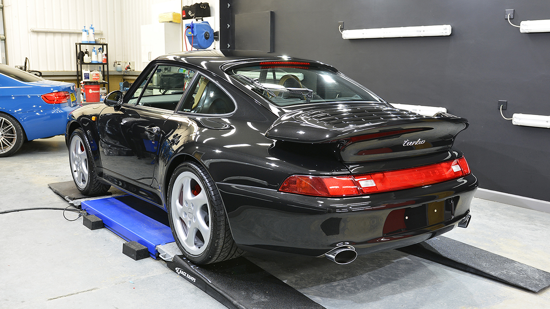 Porsche 993 Turbo - An appreciating Future Classic given a Swissvax Treatment | Exclusive Car Care 48