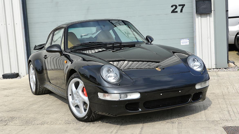 Porsche 993 Turbo - An appreciating Future Classic given a Swissvax Treatment | Exclusive Car Care 52