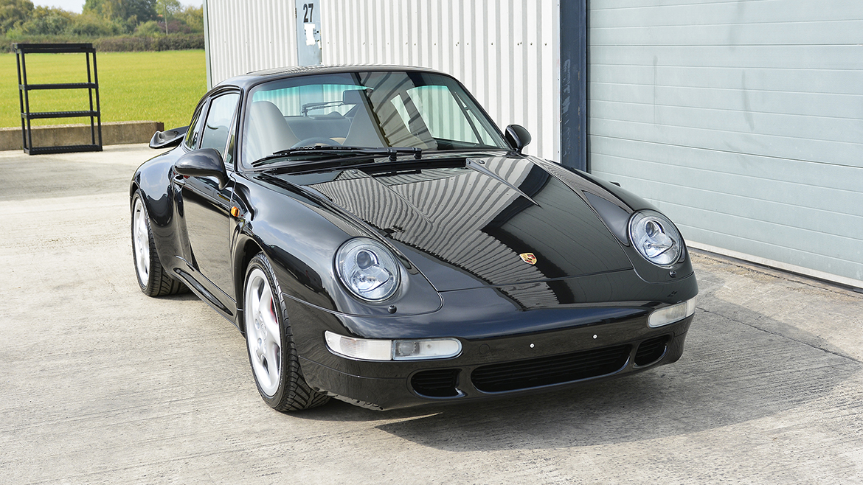 Porsche 993 Turbo - An appreciating Future Classic given a Swissvax Treatment | Exclusive Car Care 54