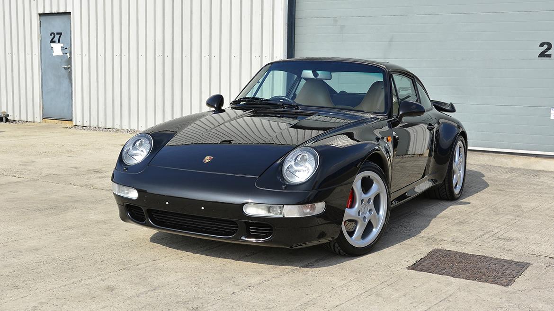 Porsche 993 Turbo - An appreciating Future Classic given a Swissvax Treatment | Exclusive Car Care 55