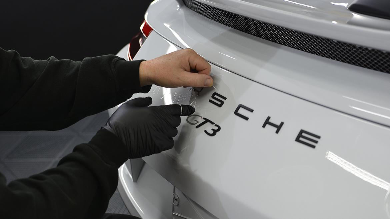 Xpel Ultimate PPF & Gtechniq Protection for a Carrera White Metallic Porsche 991.2 GT3 | Exclusive Car Care 2