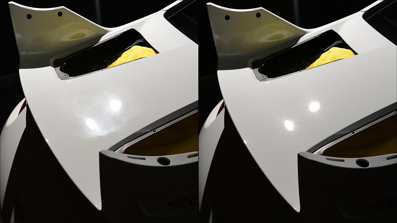 Xpel Ultimate PPF & Gtechniq Protection for a Carrera White Metallic Porsche 991.2 GT3 | Exclusive Car Care 4