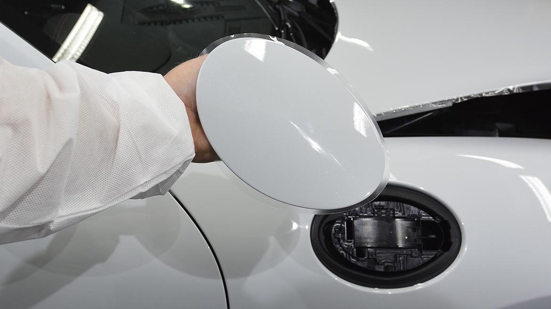 Xpel Ultimate PPF & Gtechniq Protection for a Carrera White Metallic Porsche 991.2 GT3 | Exclusive Car Care 8
