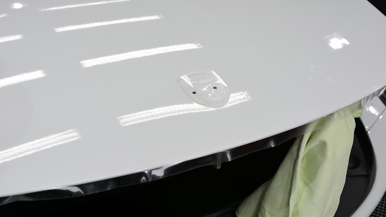Xpel Ultimate PPF & Gtechniq Protection for a Carrera White Metallic Porsche 991.2 GT3 | Exclusive Car Care 9