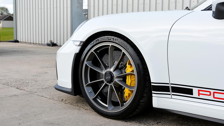 Xpel Ultimate PPF & Gtechniq Protection for a Carrera White Metallic Porsche 991.2 GT3 | Exclusive Car Care 12