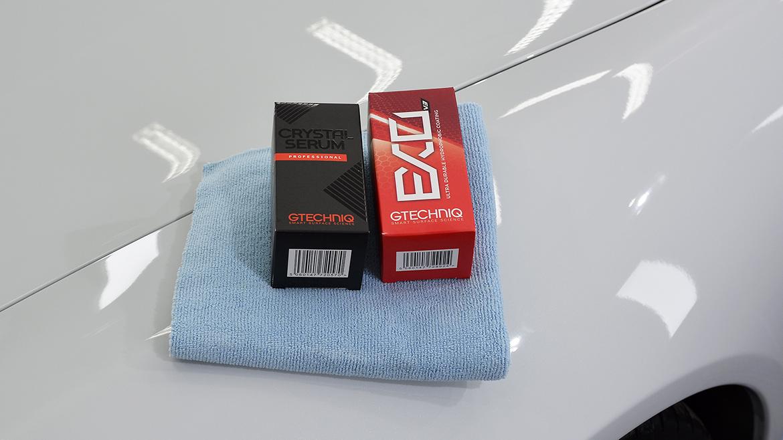 Xpel Ultimate PPF & Gtechniq Protection for a Carrera White Metallic Porsche 991.2 GT3 | Exclusive Car Care 20