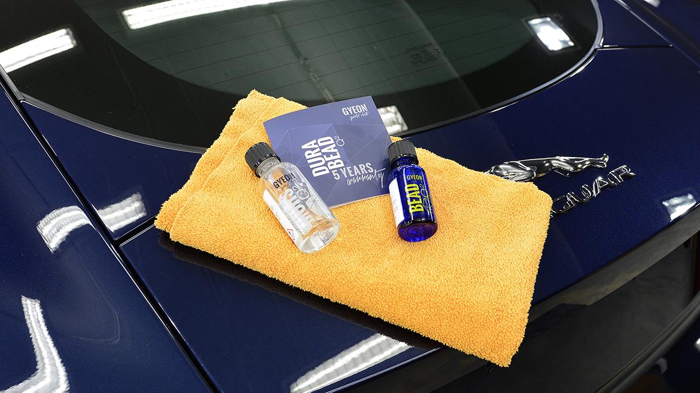 Jaguar F-Type S - Minor Correction Detail with Gyeon Q² DuraBead | Exclusive Car Care 12
