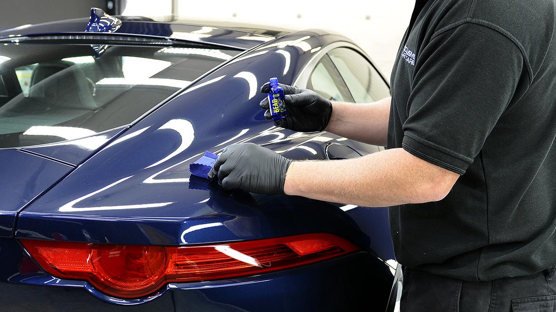 Jaguar F-Type S - Minor Correction Detail with Gyeon Q² DuraBead | Exclusive Car Care 13