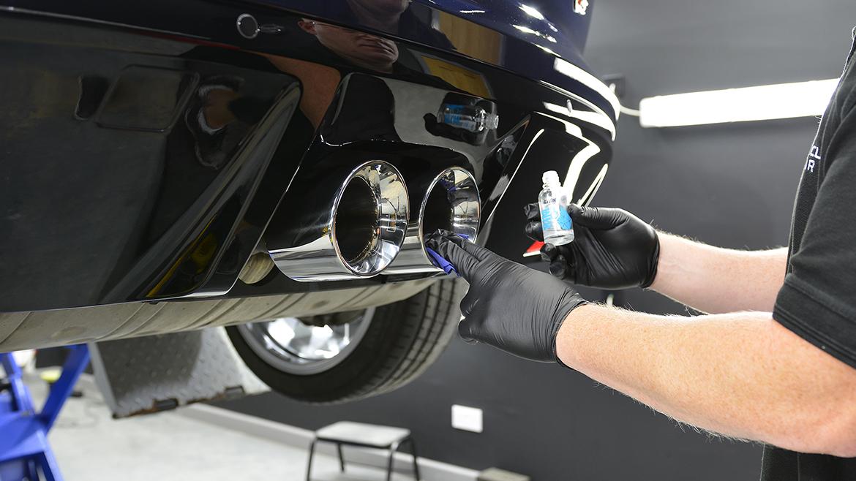 Jaguar F-Type S - Minor Correction Detail with Gyeon Q² DuraBead | Exclusive Car Care 16