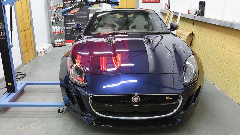 Jaguar F-Type S - Minor Correction Detail with Gyeon Q² DuraBead | Exclusive Car Care 17