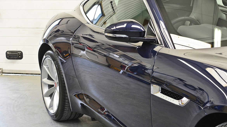 Jaguar F-Type S - Minor Correction Detail with Gyeon Q² DuraBead | Exclusive Car Care 23
