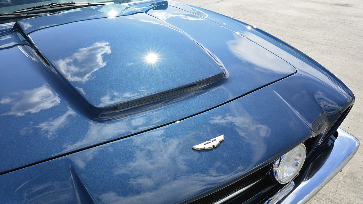 1979 Aston Martin V8 Protected with GYEON Q2 Mohs+ | Exclusive Car Care 26