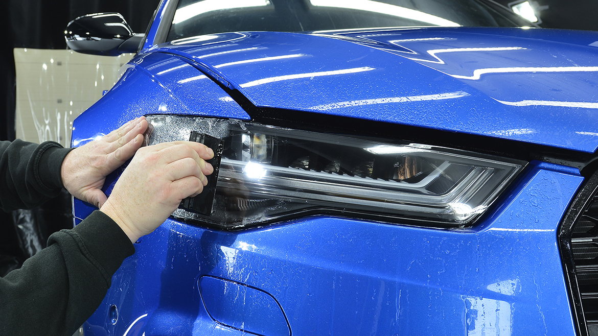 Paint Protection for a Audi RS6 Avant Performance | Exclusive Car Care 9