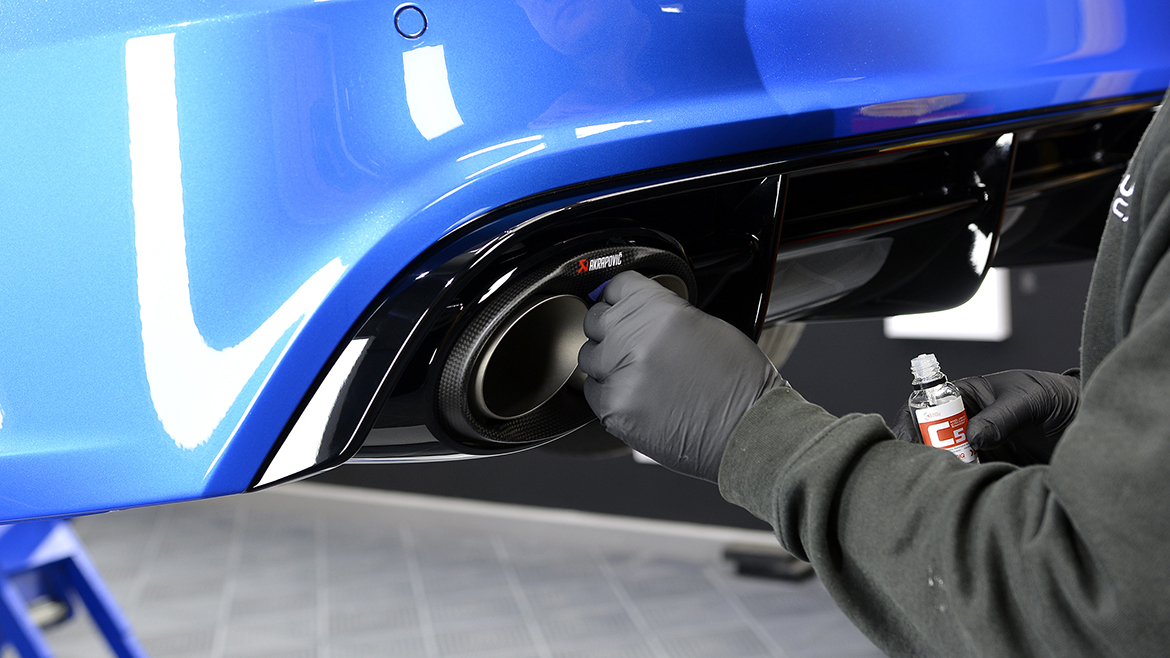 Paint Protection for a Audi RS6 Avant Performance | Exclusive Car Care 10