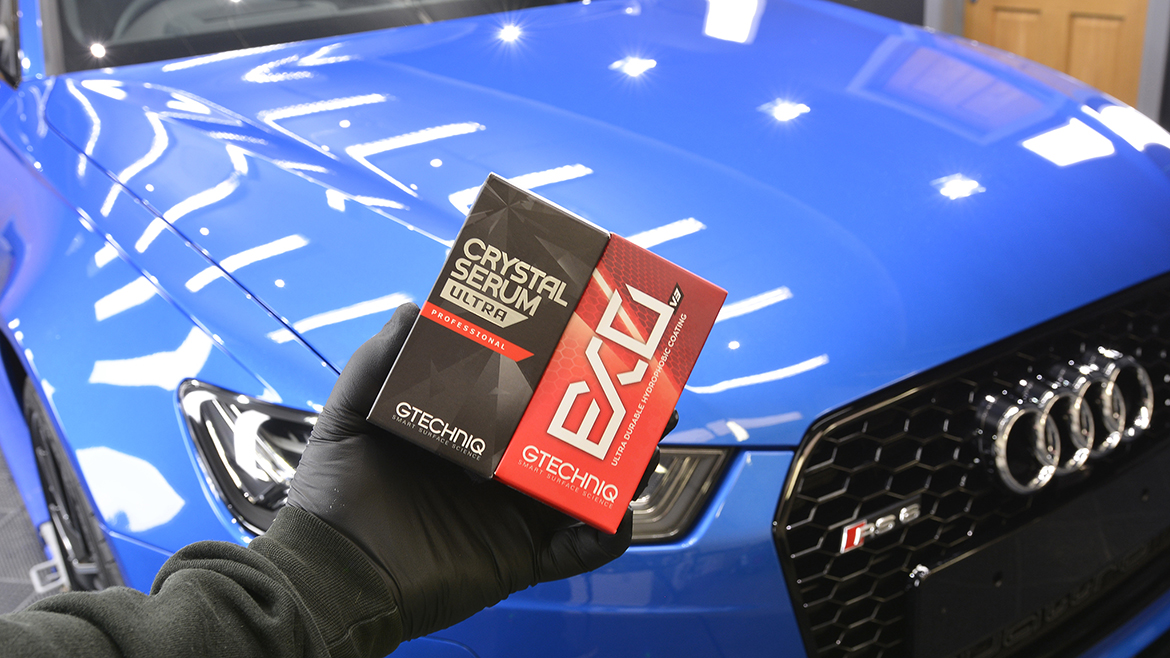 Paint Protection for a Audi RS6 Avant Performance | Exclusive Car Care 12
