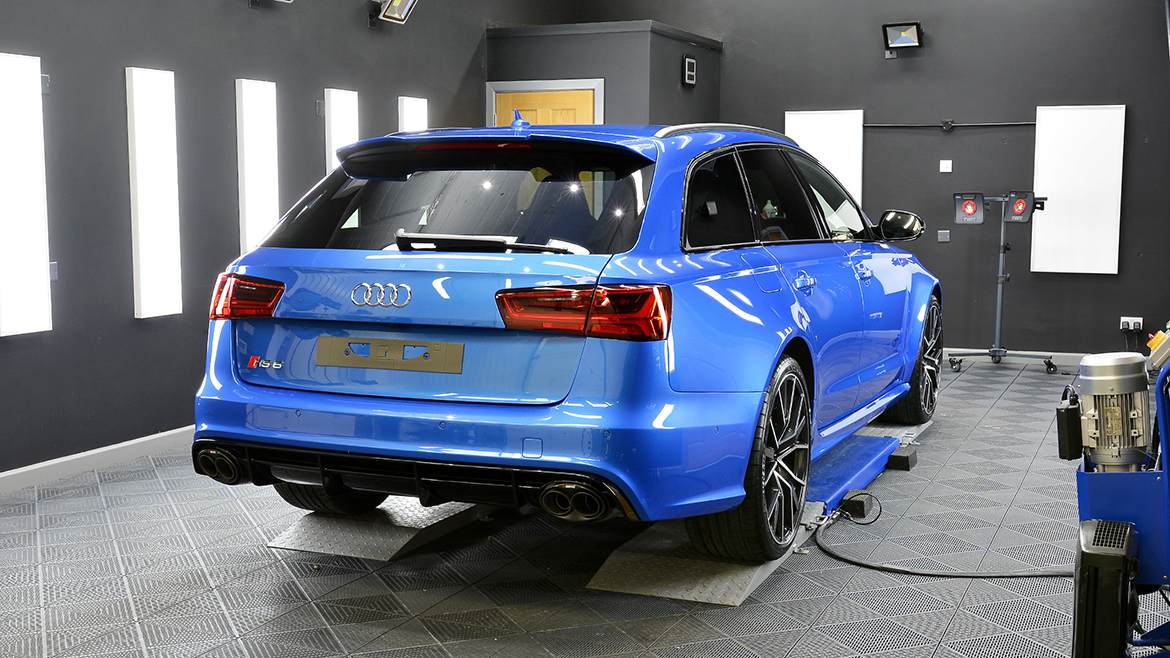 Paint Protection for a Audi RS6 Avant Performance | Exclusive Car Care 16