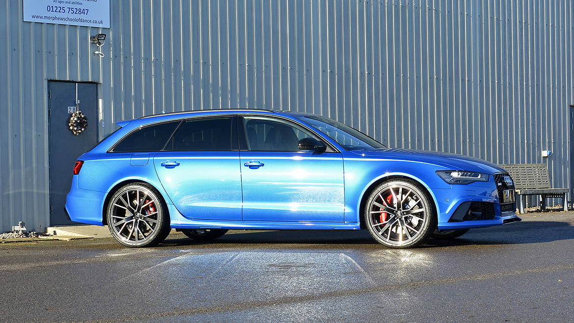 Paint Protection for a Audi RS6 Avant Performance | Exclusive Car Care 17