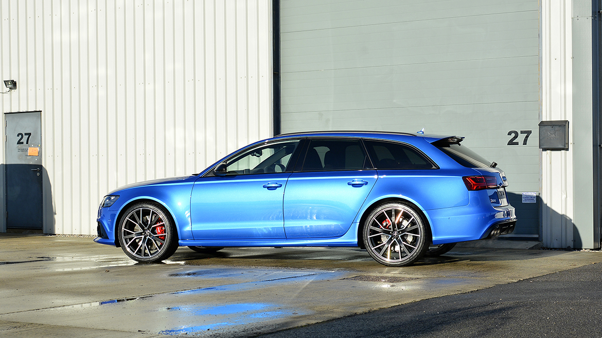 Paint Protection for a Audi RS6 Avant Performance | Exclusive Car Care 18