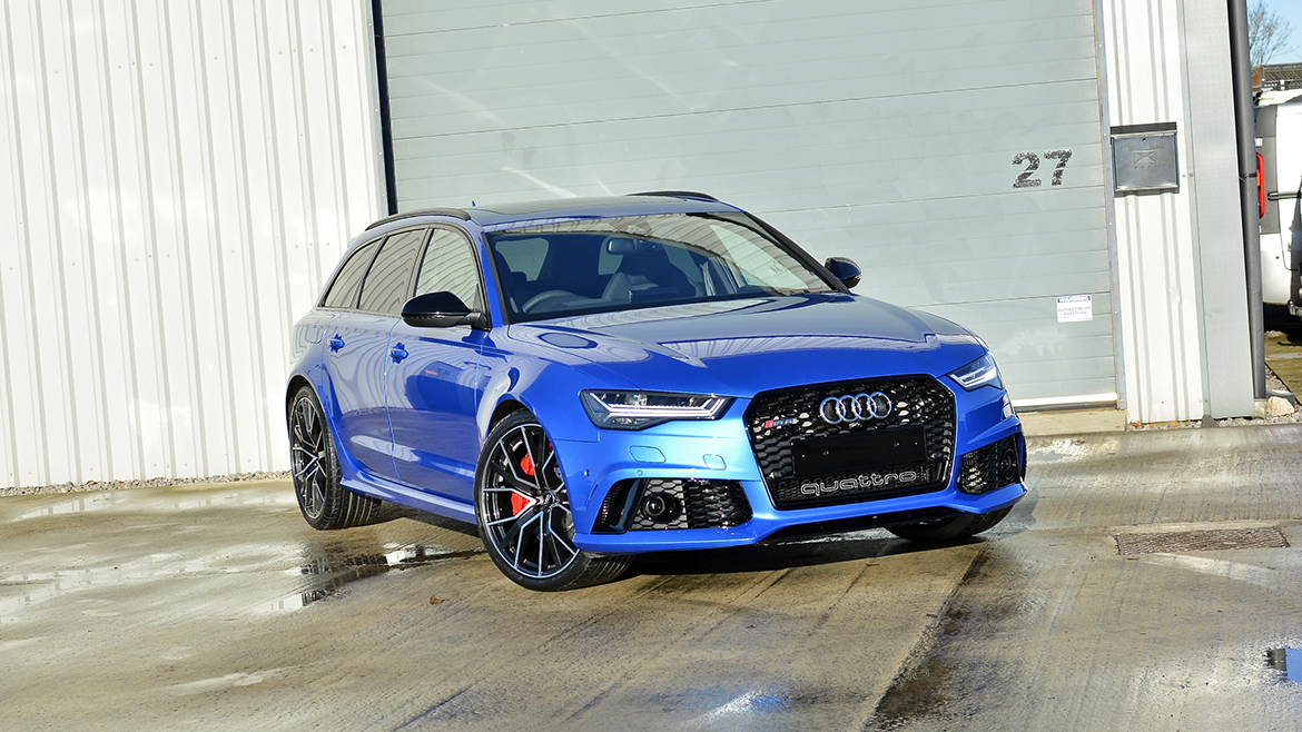 Paint Protection for a Audi RS6 Avant Performance | Exclusive Car Care 19