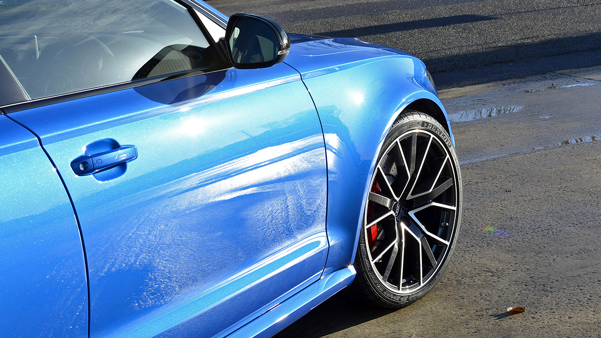 Paint Protection for a Audi RS6 Avant Performance | Exclusive Car Care 20