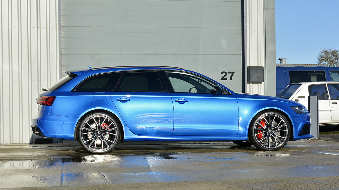 Paint Protection for a Audi RS6 Avant Performance | Exclusive Car Care 24