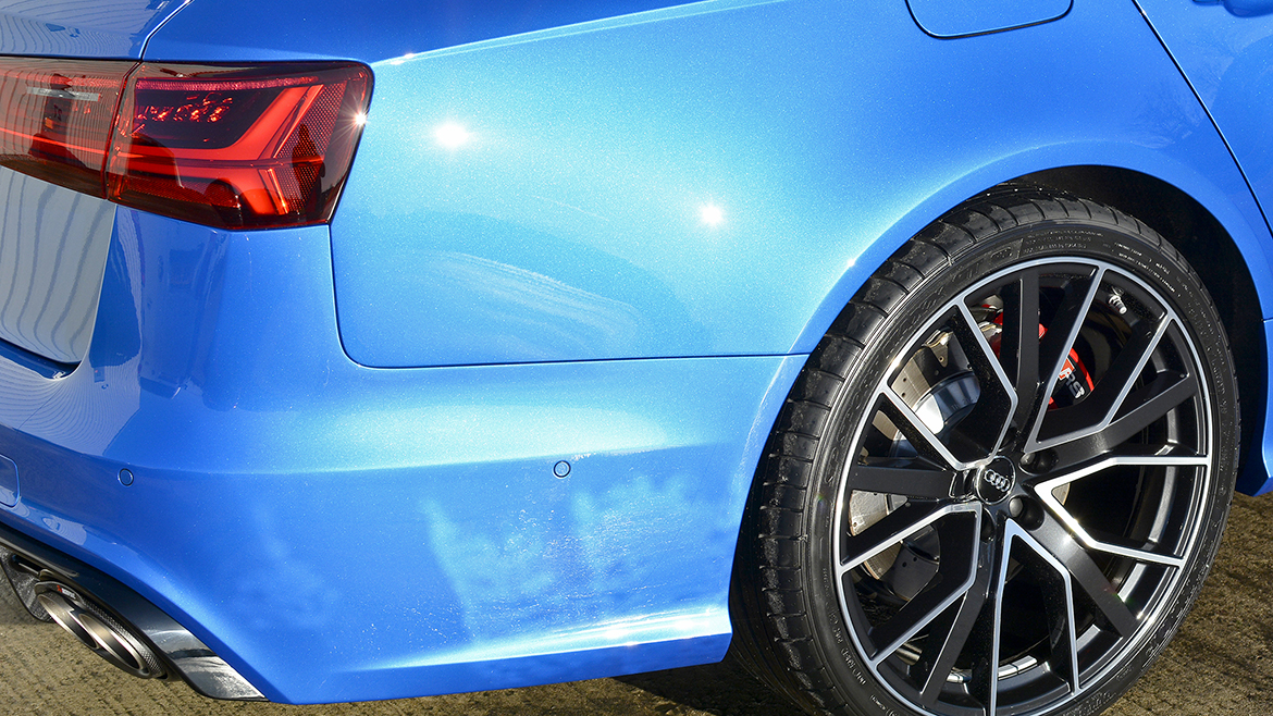 Paint Protection for a Audi RS6 Avant Performance | Exclusive Car Care 25