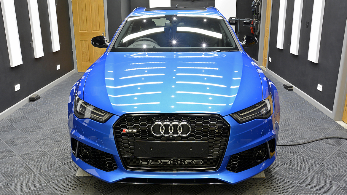 Paint Protection for a Audi RS6 Avant Performance | Exclusive Car Care 29