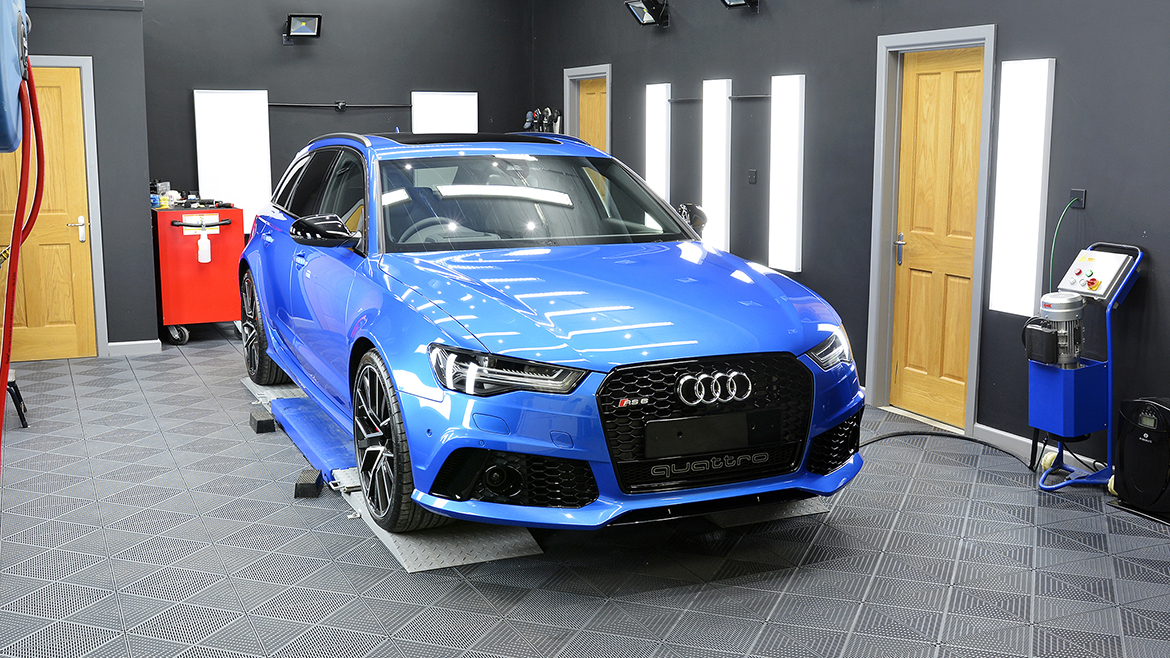 Paint Protection for a Audi RS6 Avant Performance | Exclusive Car Care 30