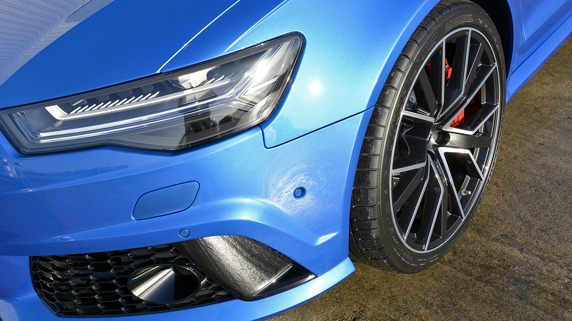 Paint Protection for a Audi RS6 Avant Performance | Exclusive Car Care 32