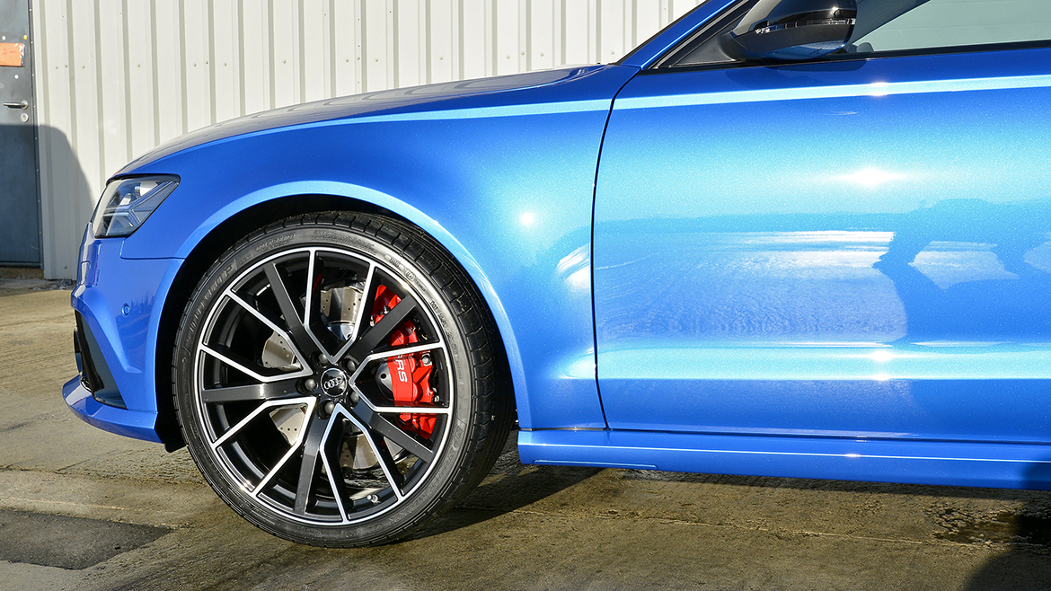 Paint Protection for a Audi RS6 Avant Performance | Exclusive Car Care 33
