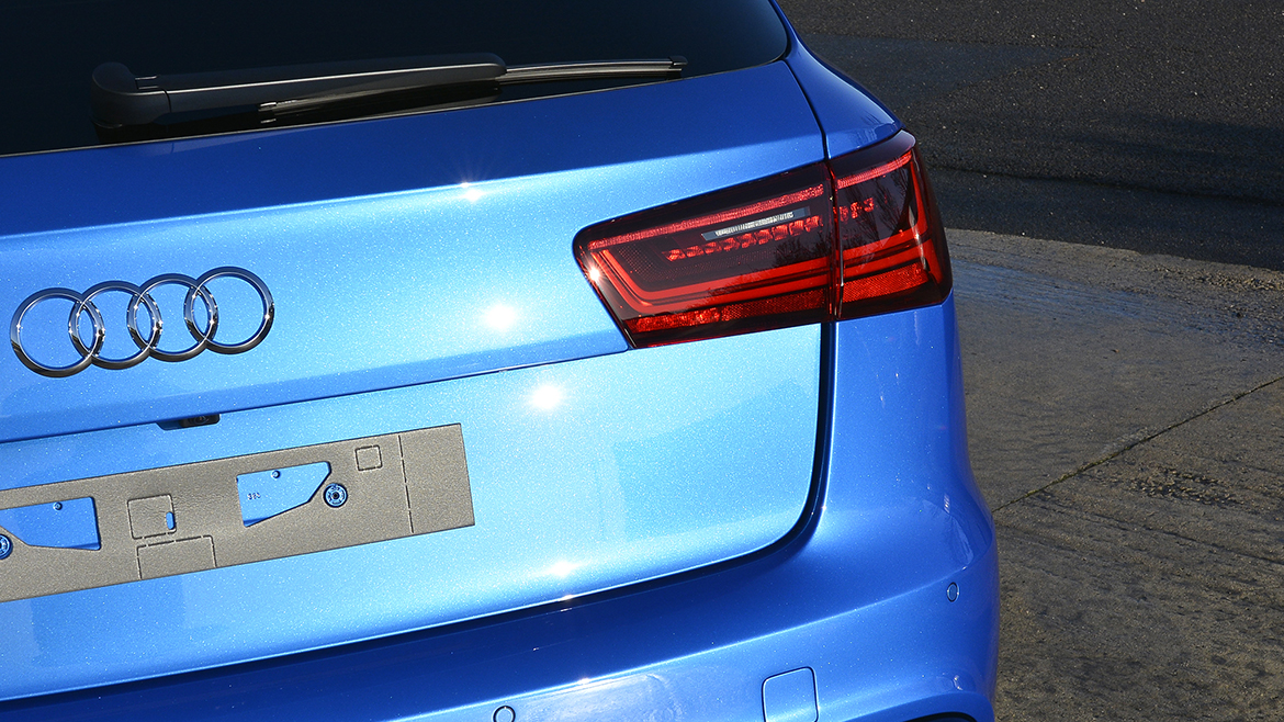 Paint Protection for a Audi RS6 Avant Performance | Exclusive Car Care 35