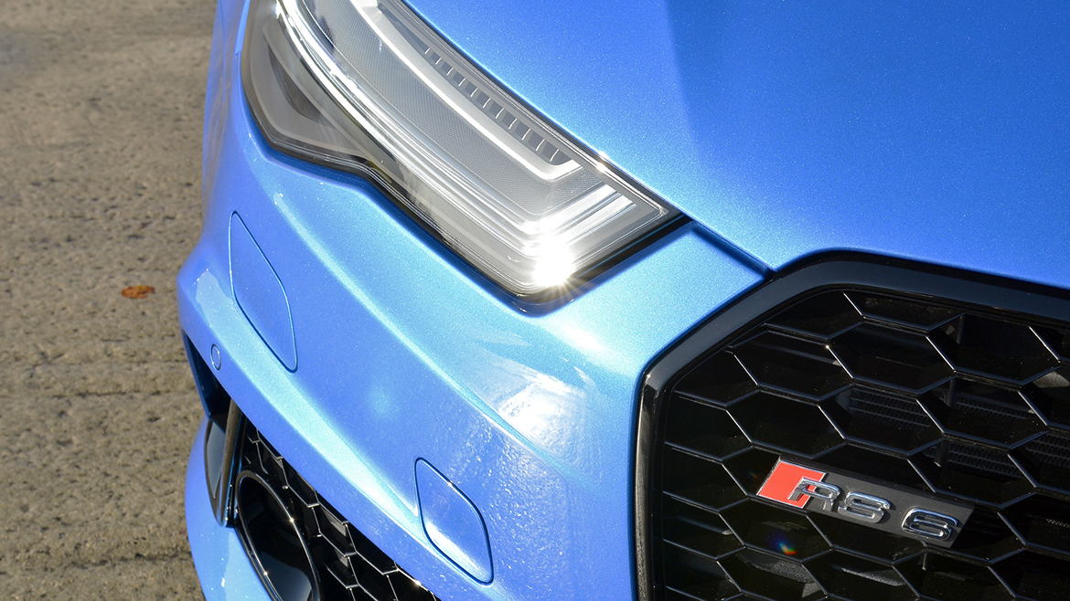 Paint Protection for a Audi RS6 Avant Performance | Exclusive Car Care 38