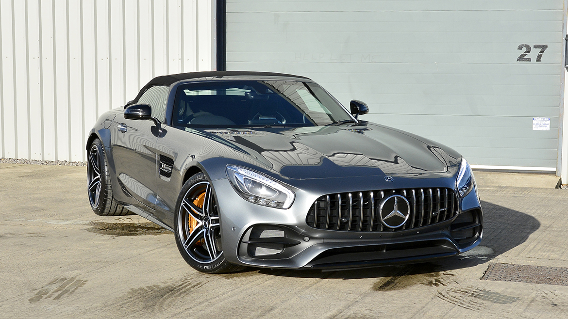 Mercedes Benz AMG GTC - Paint Protection Film & Gtechniq Protective Coatings   Exclusive Car Care 39