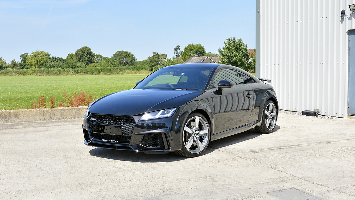 Ultimate New Car Protection for an Audi TTRS   Exclusive Car Care 13