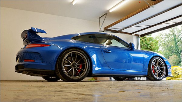 2014 Porsche 991 GT3 Paint Protection