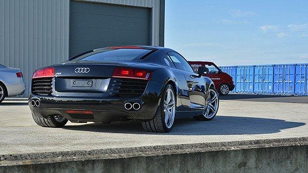 Audi R8 Paint Protection Detail
