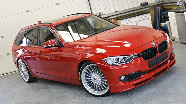 2015 BMW Alpina D3 Touring