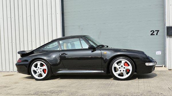 1998 Porsche 993 Turbo